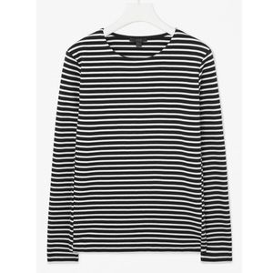 COS Striped Thick Cotton Top